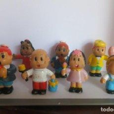 Figuras de Goma y PVC: LULU Y SUS AMIGOS. Lote 144824138