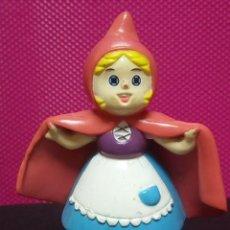 Figuras de Goma y PVC: FIGURA PVC CAPERUCITA ROJA MARUKATSUSP. Lote 144918506