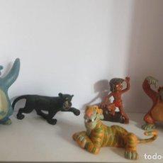 Figuras de Goma y PVC: EL LIBRO DE LA SELVA DE COMICS SPAIN. Lote 144920614