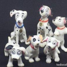 Figuras de Goma y PVC: FIGURA O MUÑECO GOMA PVC - FAMILIA 101 DALMATAS - BULLY. Lote 145062194