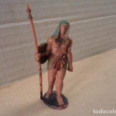 Figuras de Goma y PVC: FIGURA DE PLÁSTICO EGIPCIO PECH. Lote 145097778