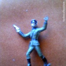 Figuras de Goma y PVC: SOLDADO ALEMAN SEGUNDA GUERRA MUNDIAL REF,1049 AÑOS 70 MIDE 9 DE ALTO. Lote 145157978