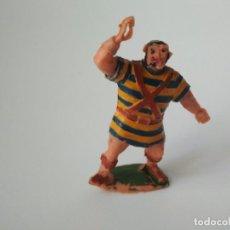 Figuras de Goma y PVC: FIGURA GOLIATH ESTEREOPLAST. Lote 145168330