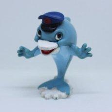 Figuras de Goma y PVC: FIGURA PVC DELFY - COMICS SPAIN. Lote 145180174