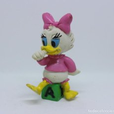 Figuras de Goma y PVC: FIGURA PVC DISNEY DONALD DAISY BEBE BABY - COMICS SPAIN. Lote 145180854