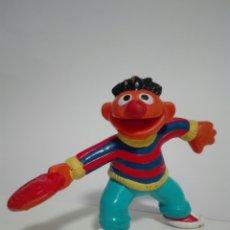 Figuras de Goma y PVC: EPI BARRIO SESAMO. PVC APPLAUSE. Lote 145226845