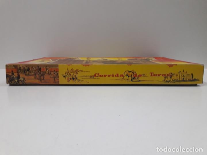 Figuras de Goma y PVC: CAJA DE LA CORRIDA DE TOROS - SIN CONTENIDO . REALIZADA POR PECH . AÑOS 60 - Foto 7 - 145231774