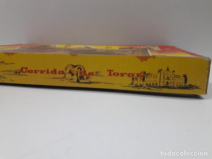 Figuras de Goma y PVC: CAJA DE LA CORRIDA DE TOROS - SIN CONTENIDO . REALIZADA POR PECH . AÑOS 60 - Foto 9 - 145231774