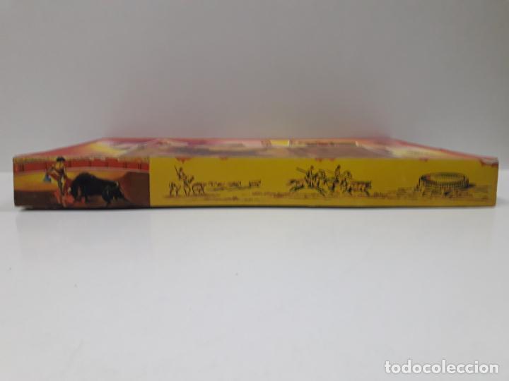 Figuras de Goma y PVC: CAJA DE LA CORRIDA DE TOROS - SIN CONTENIDO . REALIZADA POR PECH . AÑOS 60 - Foto 11 - 145231774