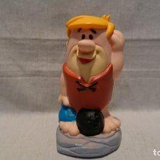 Figuras de Goma y PVC: FIGURA DE PVC PLÁSTICO PEDRO MÁRMOL - LOS PICAPIEDRA THE FLINTSTONES - HANNA BARBERA AÑO 1998. Lote 145263914