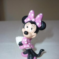 Figuras de Goma y PVC: FIGURA MINNIE MOUSE DISNEY BULLY GERMANY. Lote 145302262