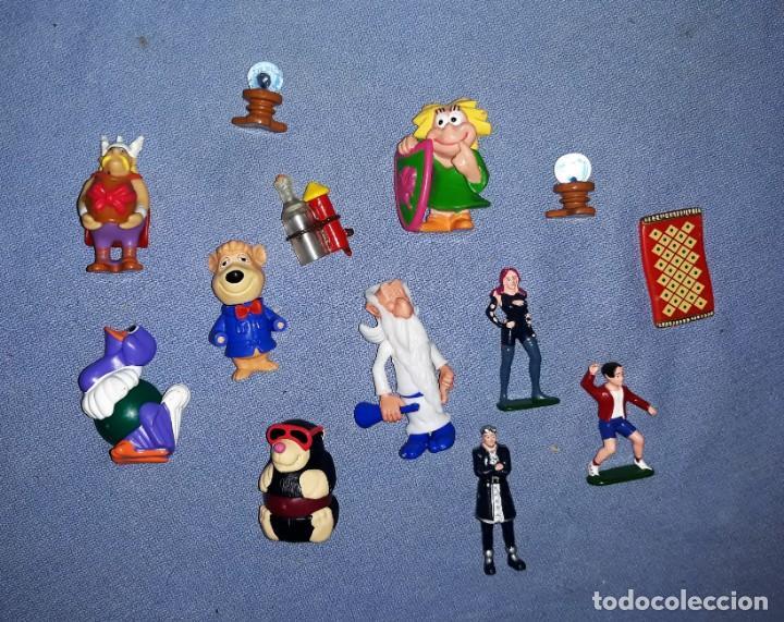 FIGURAS DE LOS HUEVOS KINDER LOTE VARIADO ASTERIX Y OTROS EN MUY BUEN ESTADO ORIGINALES (Juguetes - Figuras de Gomas y Pvc - Kinder)