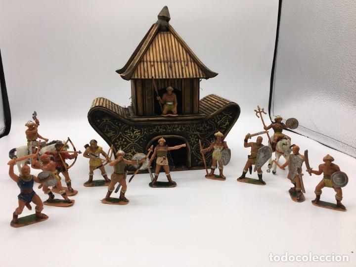HUNOS DE JECSAN Y MAS (Juguetes - Figuras de Goma y Pvc - Jecsan)