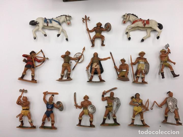 Figuras de Goma y PVC: HUNOS DE JECSAN Y MAS - Foto 2 - 145377486