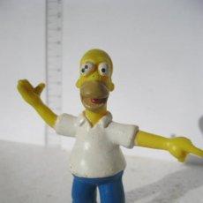 Figuras de Goma y PVC: FIGUARA GOMA O PVC SIMPSONS HOMER 1991 20 THC- FOX . Lote 145510222