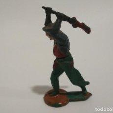 Figuras de Goma y PVC: FIGURA VAQUERO DE GAMA. Lote 145530454
