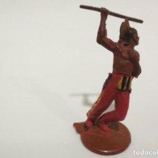 Figuras de Goma y PVC: FIGURA INDIO GAMA. Lote 145531286