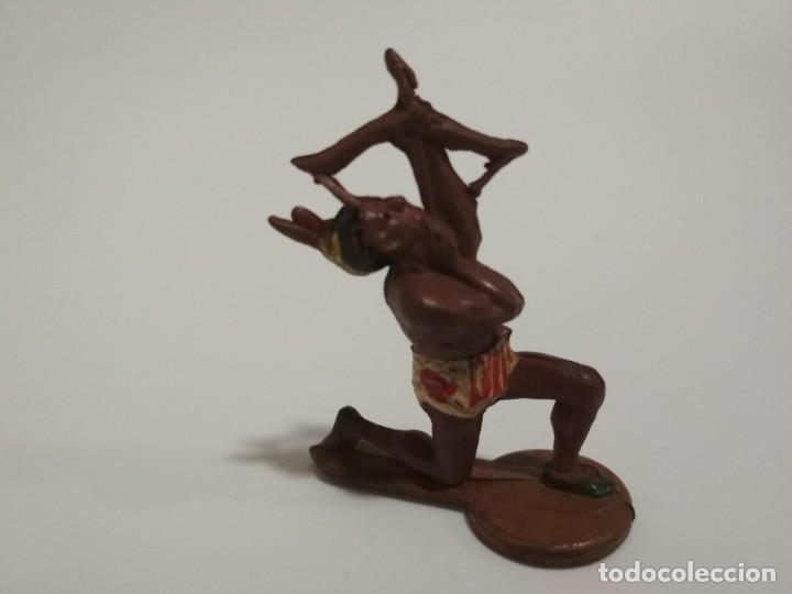 FIGURA INDIO GAMA (Juguetes - Figuras de Goma y Pvc - Gama)