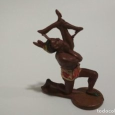 Figuras de Goma y PVC: FIGURA INDIO GAMA. Lote 145531726