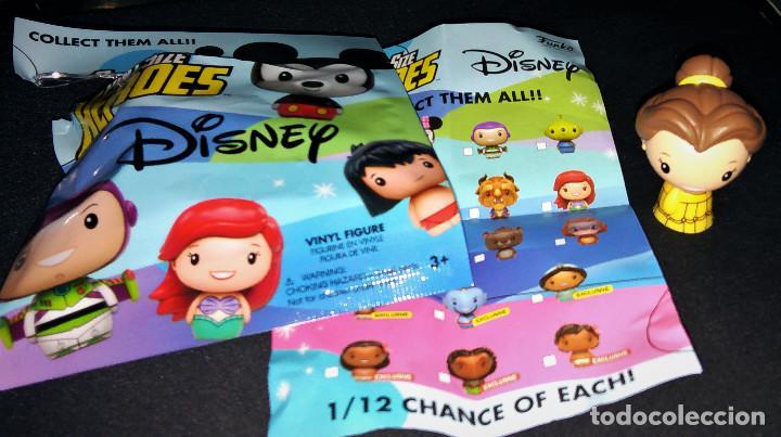 Figuras de Goma y PVC: Bella Belle - La Bella y la Bestia - Mystery Vinyl Pint Size Heroes Disney Series 1 Funko con bolsa - Foto 4 - 145550818