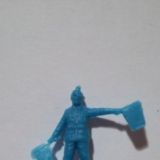 Figuras de Goma y PVC: MONTAPLEX LOTE SOLDADOS. Lote 145614146