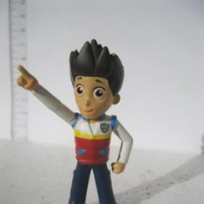 Figuras de Goma y PVC: FIGUARA GOMA O PVC PATRULLA CANINA RYDER SXPIN MASTER COMANSI . Lote 145678578