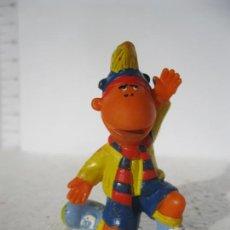 Figuras de Goma y PVC: FIGUARA GOMA O PVC TWEENES BULLY GERMANI 1998. Lote 145678734