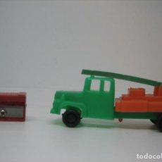 Figuras de Goma y PVC: MONTAPLEX. Lote 145738750