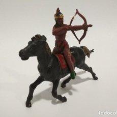 Figuras de Goma y PVC: FIGURAS INDIO GAMA. Lote 145764970