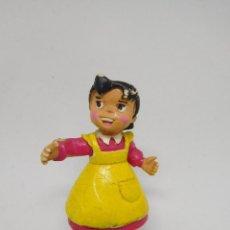 Figuras de Goma y PVC: FIGURA DE PVC HEIDI COMIC SPAIN. AÑOS 80.. Lote 145774690
