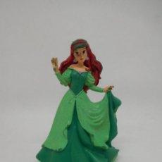 Figuras de Goma y PVC: M69 FIGURA PVC DE LA PRINCESA ARIEL DE LA SIRENITA. BULLYLAND.. Lote 145810326
