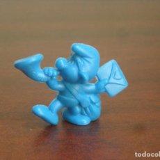 Figuras de Goma y PVC: PITUFO PEYO - DUNKIN 1983 - FIGURA. Lote 145984914