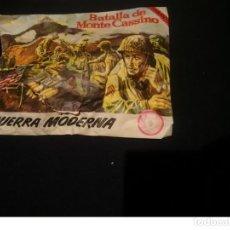 Figuras de Goma y PVC: BATALLA DE MONTESINO - ORIGINAL AÑOS 80. Lote 146043198