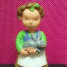 Figuras de Goma y PVC - FIGURA PVC LAS YRES MELLIZAS BESSONES CROMOSOMA YOLANDA - 146181366