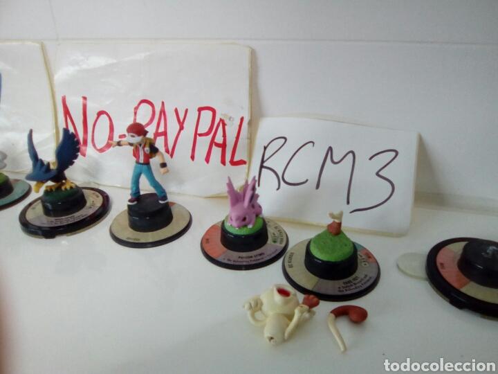 Figuras de Goma y PVC: Gran lote pokemon trading figure game rareza en tc alguno esta roto lo q se ve en la foto - Foto 4 - 214961432