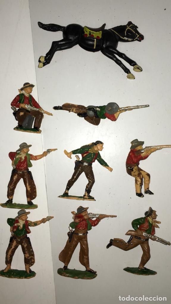 Figuras de Goma y PVC: ASALTO AL BANCO - Foto 4 - 146262334