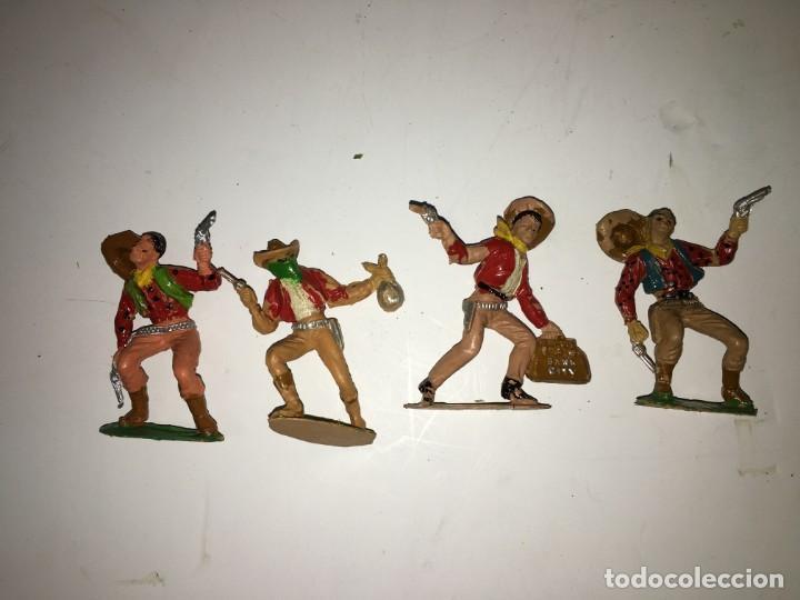 Figuras de Goma y PVC: ASALTO AL BANCO - Foto 5 - 146262334