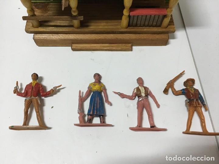 Figuras de Goma y PVC: LOS CANNON DEL GRAN CHAPARRAL - Foto 2 - 146274074
