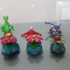 Figuras de Goma y PVC: LOTE 10 POKEMON FIGURAS PVC NINTENDO TOMY. Lote 146302138