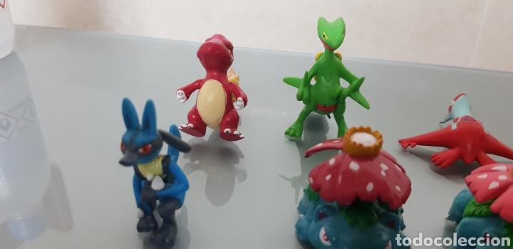 Figuras de Goma y PVC: LOTE 10 POKEMON FIGURAS PVC NINTENDO TOMY - Foto 4 - 146302138