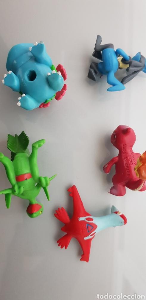 Figuras de Goma y PVC: LOTE 10 POKEMON FIGURAS PVC NINTENDO TOMY - Foto 6 - 146302138