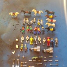 Figuras de Goma y PVC: COMAN BOYS COMANSI. Lote 146393392