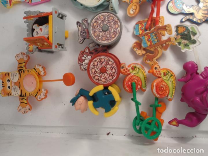 Figuras Kinder: Lote 18 figuras Ferrero kinder - Foto 2 - 146408650