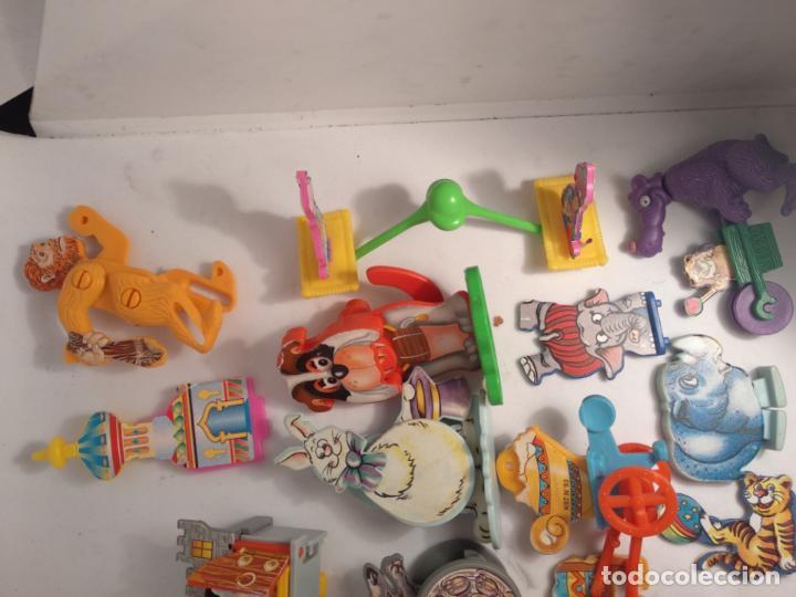 Figuras Kinder: Lote 18 figuras Ferrero kinder - Foto 3 - 146408650