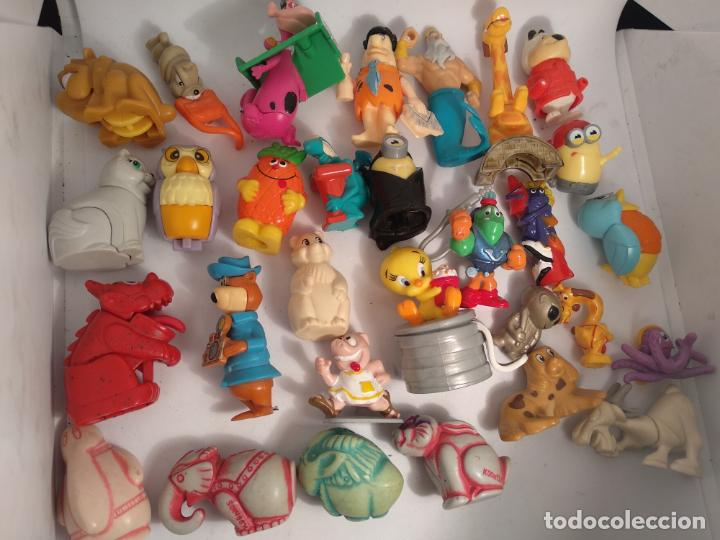 Figuras Kinder: Lote de 30 figuras Ferrero kinder - Foto 3 - 146482706