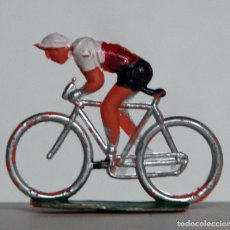 Figuras de Goma y PVC: SOTORRES - CICLISTA DE PLÁSTICO. Lote 146629634