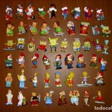 Figuras Kinder: LOTE DE 53 FIGURITAS KINDER. Lote 146644734