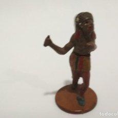 Figuras de Goma y PVC: INDIO GAMA. Lote 146670938