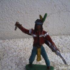 Figuras de Goma y PVC: INDIO DE COMANSI. Lote 146682074