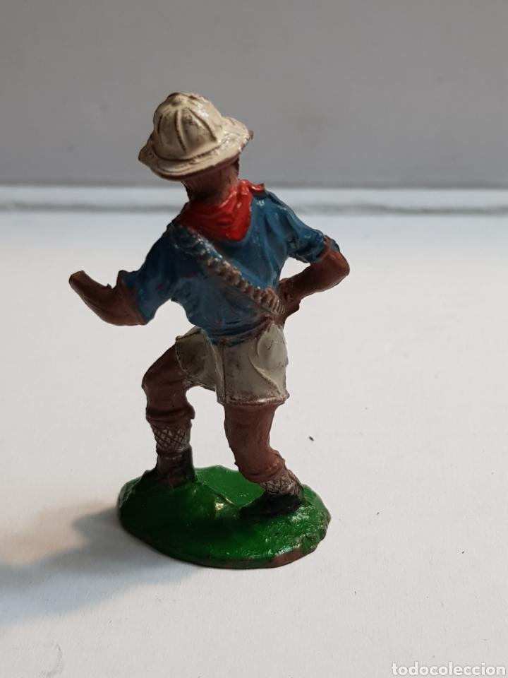 Figuras de Goma y PVC: Lafredo África Misteriosa Cazador Goma - Foto 2 - 146741458